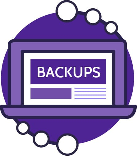 Cloud backup VPS Colombia